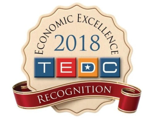 Little Elm EDC Earns Top Recognition for Economic Excellence