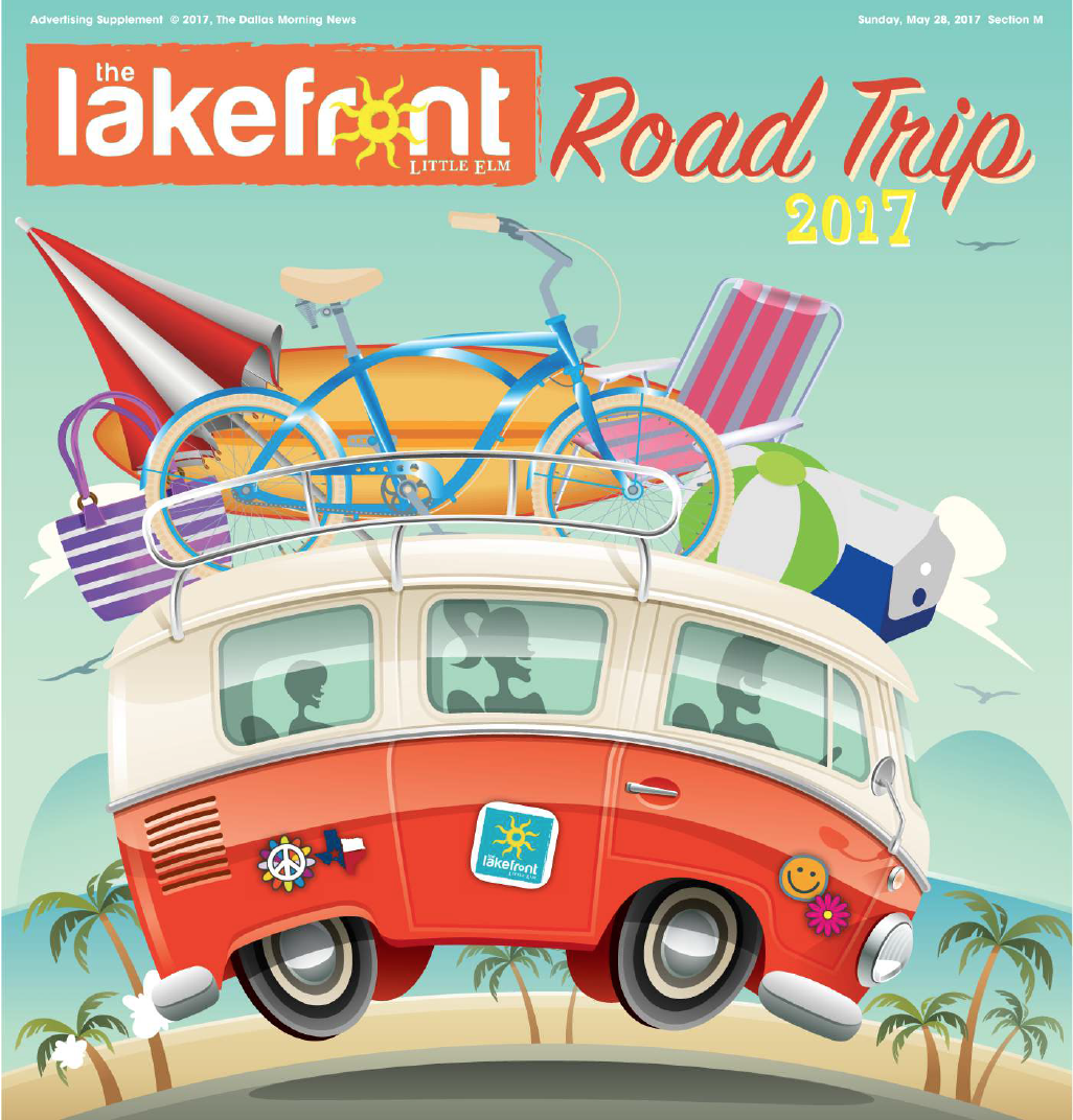 Lakefront Little Elm | Road Trip 2017